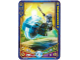 Gear No: 6021423  Name: Legends of Chima Deck #1 Game Card 53 - Treehuggor X