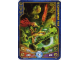 Gear No: 6021431  Name: Legends of Chima Deck #1 Game Card 60 - Chompor V12
