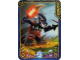 Gear No: 6021440  Name: Legends of Chima Deck #1 Game Card 71 - Wakz
