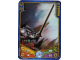 Gear No: 6021443  Name: Legends of Chima Deck #1 Game Card 80 - Stafik