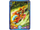 Gear No: 6021467  Name: Legends of Chima Deck #1 Game Card 100 - Timboost