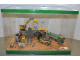 Gear No: 6029230  Name: Display Assembled Set, City Set 4204 in Plastic Case