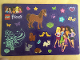 Gear No: 6031634  Name: Sticker, Friends, Sheet of 22