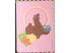 Gear No: 6031646card04  Name: DUPLO Animal Memory Card #4 - Seal