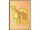 Gear No: 6031646card05  Name: DUPLO Animal Memory Card #5 - Giraffe