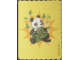 Gear No: 6031646card07  Name: DUPLO Animal Memory Card #7 - Panda Bear
