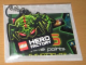 Gear No: 6031651  Name: Hero Factory 3D Key Chain