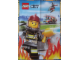 Gear No: 6035805  Name: City Poster Fire (Single-Sided)