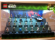 Gear No: 6048734  Name: Display Minifigure Showcase, Large Plastic Shelf Display