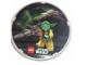 Gear No: 6048872  Name: Sticker, Star Wars Lenticular Round - Club Magazine UK
