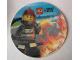 Gear No: 6052030  Name: Sticker Sheet, City Fire, Fireman