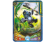 Gear No: 6058367  Name: Legends of Chima Deck #2 Game Card 211 - Gorzan