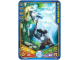 Gear No: 6058370  Name: Legends of Chima Deck #2 Game Card 213 - Chi Dentor