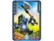 Gear No: 6058371  Name: Legends of Chima Deck #2 Game Card 214 - Warax