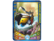Gear No: 6058374  Name: Legends of Chima Deck #2 Game Card 202 - Darkor Defendor