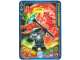 Gear No: 6058380  Name: Legends of Chima Deck #2 Game Card 218 - Chi Venomor