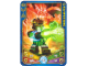 Gear No: 6058385  Name: Legends of Chima Deck #2 Game Card 223 - Swiftsting