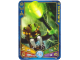 Gear No: 6058386  Name: Legends of Chima Deck #2 Game Card 224 - Toxistafik
