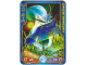Gear No: 6058390  Name: Legends of Chima Deck #2 Game Card 227 - Nightbringor II