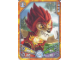 Gear No: 6073185  Name: Legends of Chima Deck #3 Game Card 301 - Laval