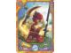 Gear No: 6073194  Name: Legends of Chima Deck #3 Game Card 305 - Laval