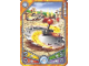Gear No: 6073212  Name: Legends of Chima Deck #3 Game Card 317 - Worriz