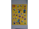 Gear No: 6084542  Name: Sticker, Easter, Sheet of 19