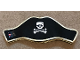 Gear No: 6086677  Name: Headgear Hat, Pirate Bicorne with Skull and Crossbones