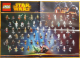 Gear No: 6090715b  Name: Star Wars Choose Your Side Poster - Single Sided (Minifigures)