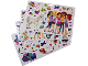 Gear No: 6104669  Name: Sticker, Friends Wall Stickers