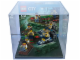 Gear No: 6109587  Name: Display Assembled Set, City Set 60066 in Plastic Case