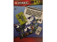 Gear No: 6117577  Name: Sticker, Ninjago Masters of Spinjitzu, Booklet
