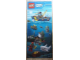 Gear No: 6126269  Name: Display Flag Cloth, City Deep Sea Explorers