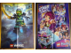 Gear No: 6126810  Name: Ninjago / Friends Poster, Double-Sided (6126810/6126475)
