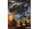 Gear No: 6144425  Name: Star Wars Master Your Force Millennium Falcon / Buildable Figures Kylo-Ren and Stormtroopers Poster - Double-Sided