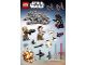 Gear No: 6148913  Name: Sticker, Star Wars Minifigures, Weapons and Space Ships, Sheet of 17