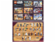 Gear No: 6155710  Name: Star Wars 2016 Mini Poster Double-Sided Sets / Minifigures Gallery (6155710 / 6155711)