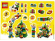 Gear No: 6173515  Name: Sticker, Christmas, Sheet of 20