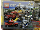 Gear No: 6184645  Name: Display Assembled Set, City Set 60137 in Plastic Case