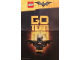 Gear No: 6196373  Name: The LEGO Batman Movie Poster - 'GO TEAM ME!'