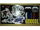 Gear No: 6211048-6211120  Name: Sticker, The LEGO Ninjago Movie, Sheet of 22