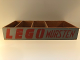 Gear No: 700-S  Name: Wooden Storage Box Retailer 4 Partitions (LEGO Mursten Norway)