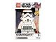 Gear No: 7001019  Name: Digital Clock, SW Stormtrooper Figure Alarm Clock