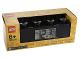 Gear No: 7001033  Name: Alarm Clock, Brick 2 x 4 - Black