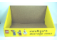 Gear No: 703200  Name: Display Shelf Stand for Minifigures Storage Cases Pattern #2