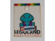 Gear No: 711250  Name: Pin, Life on Mars (from Legoland Collection)