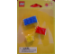 Gear No: 714849  Name: Magnet Set, Bricks, Classic Small blister pack