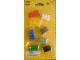 Gear No: 714850  Name: Magnet Set, Bricks, Classic Medium 1 blister pack