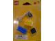 Gear No: 714851  Name: Magnet Set, Knights Kingdom Lion Flag blister pack