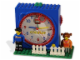 Gear No: 7396  Name: Clock Set, Creator